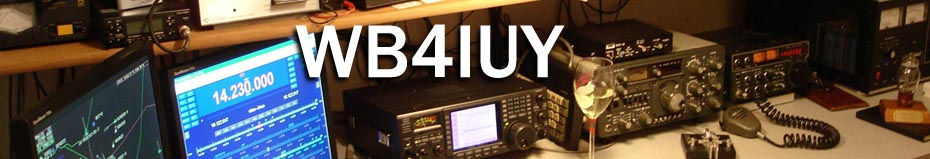 Dave Hockaday WB4IUY, Youngsville NC USA FM05